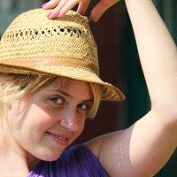 Моя дочь Вероника :: Валерий Меркулов
