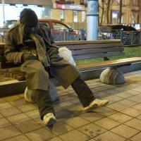 Не спи - замёрзнешь! :: Наталья Тимошенко