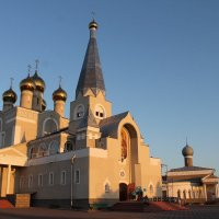 Свято-Введенский собор г. Караганды :: Вячеслав Пугачев