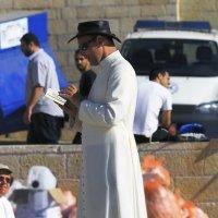 Христиане у стены плача, Иерусалим-נוצרים בכותל המערבי, ירושלים«Израиль, всё о религии...» :: Shmual Hava Retro