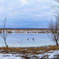 Зимний пейзаж :: Никита Филатов