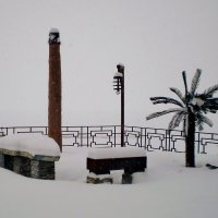 Чунга-Чанга зимой :: Максим \\\