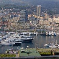 Марина в Монако :: Владимир Горубин