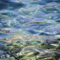 а я на воду зачарованно смотрю :: liudmila drake