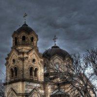 Церковь св.Ильи, Евпатория :: Александр Чудесенко