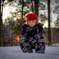 Волшебная палочка :: Нина Калитеева