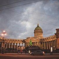 Казанский собор :: Илья Бескаравайный
