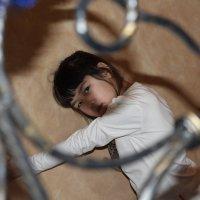 моя маленькая модель :: Ольга Опарина