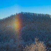 луч солнца золотой ... :: Александр Потапов
