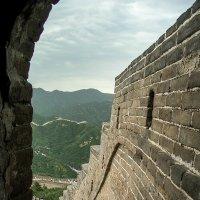 Великая китайская стена :: Лариса Фёдорова