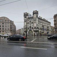 площадь Льва Толстого :: ник. петрович земцов