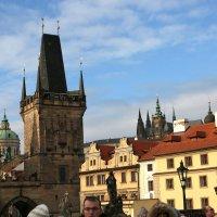 Прага :: Яэль (Юлия Ситохова)