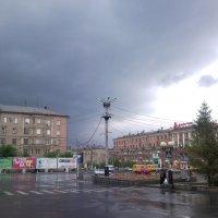 После дождя :: Константин Семенов