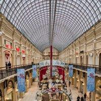 Москва ГУМ :: Сергей Басов
