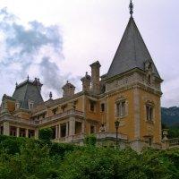 Крым, Массандра. Дворец императора Александра III. :: Edward J.Berelet