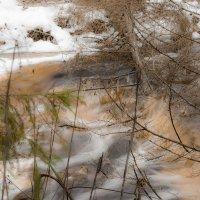 Зимняя река :: Борис Устюжанин
