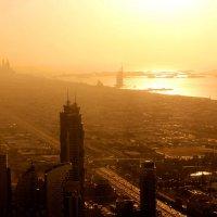 Золотой Дубай :: Евгений Бубнов