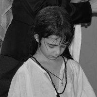 Крещение Марии. :: Давид Капанадзе