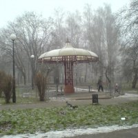 Туман :: Ольга Дувалкина