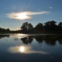 Небо и вода :: Юлия Козловская