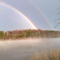 Весна на реке Устье :: Владимир Максимовский