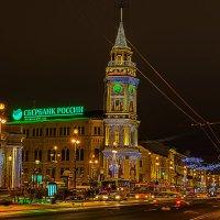 Невский :: Александр Неустроев