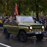 Парад военной техники :: Богдан Петренко