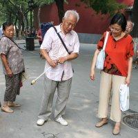 Китай. Пекин.Иероглифы для небес :: Лариса Фёдорова
