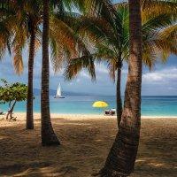 Пляж перед грозой :: Lucky Photographer