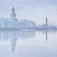 Снегопад :: Василий Богданов