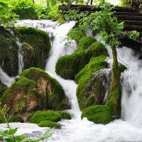 Плитвитские озера и водопады :: Людмила