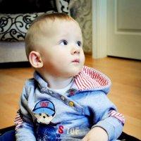 малыш :: Дарья Леонова