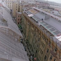 крыши Питера :: Сергей Глотов