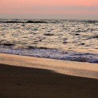 Закатный Индийский океан :: Ekat Grigoryeva