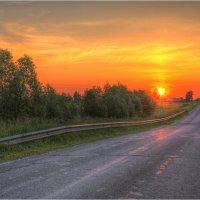 Дороги :: Nikita Volkov