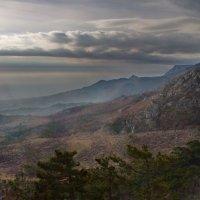 Вид на Симеиз с вершины Шаан-Кая :: Николай Ковтун