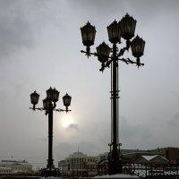 Серые январские будни. Екатеринбург :: Pavel Kravchenko