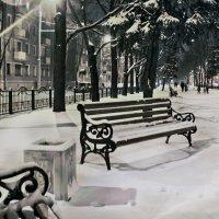 Пришла зима :: Светлана З