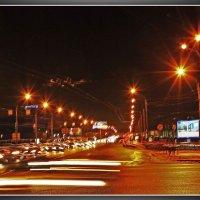 Вечером на Петроградской. :: Александр Лейкум