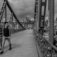 На мосту :: Наталья Rosenwasser