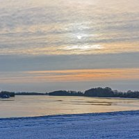 Полдень зимой :: Евгений Никифоров