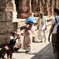 На улицах Индии 4 :: Елена Шацкова