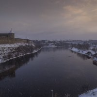 Река Нарова :: Кирилл