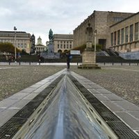 Вид на эспланаду в Брюсселе :: MVMarina