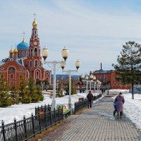 Соборная площадь :: Валерий Шибаев