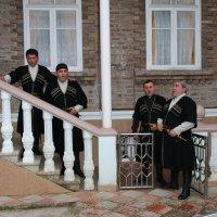Грузинское гостеприимство :: валерий