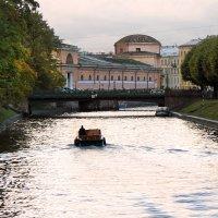 По течению реки :: Валерия Понкратьева