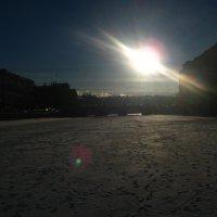 Солнце и лёд :: Илья Плотников