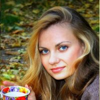 Осеннее чаепитие :: Алла Перькова
