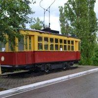 трамвай :: Елена Ганичева